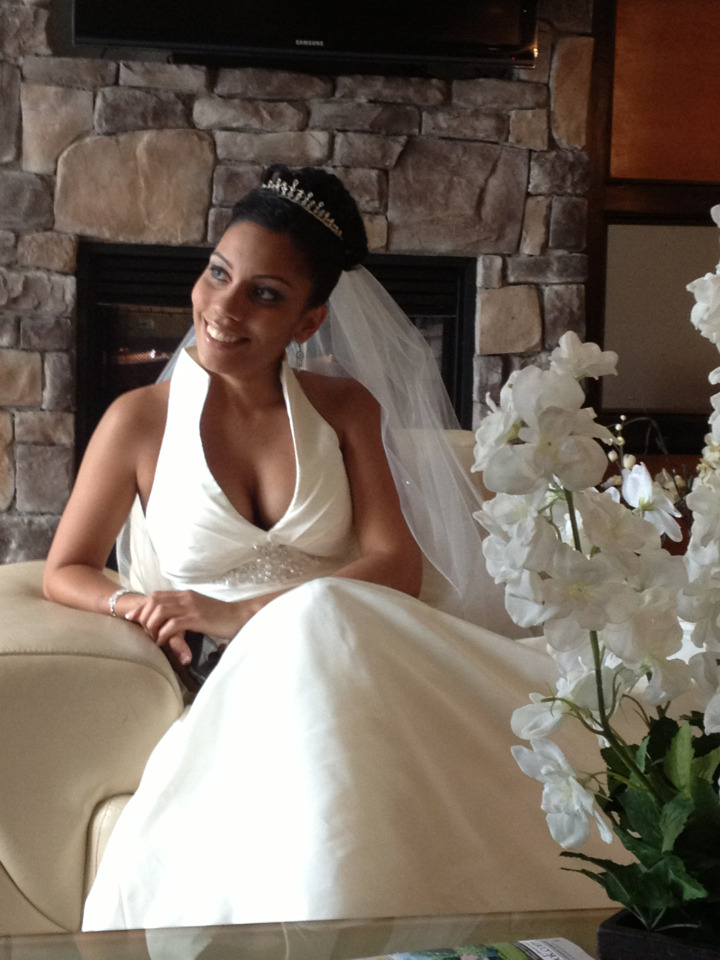 Beautiful Bride; September 29th, 2012