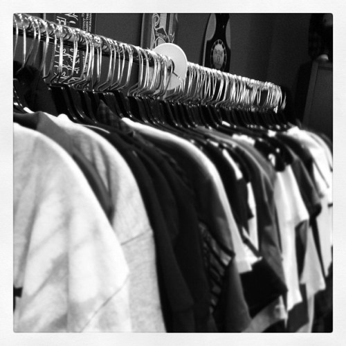 Samples, samples & more samples! We ❤ #apparel  (Taken with Instagram at Jakprints)