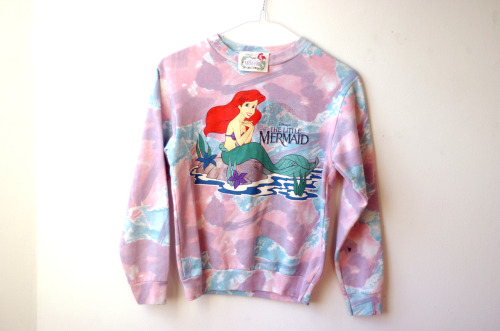 Check out this little mermaid sweater I'm selling: https://www.etsy.com/listing/111867026/little-mermaid-disney-sweater-super-rare
