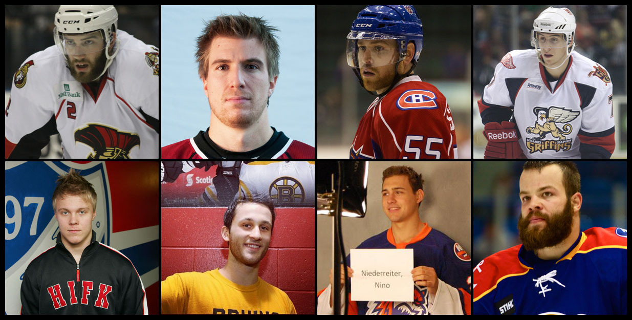 Sexy hockey players