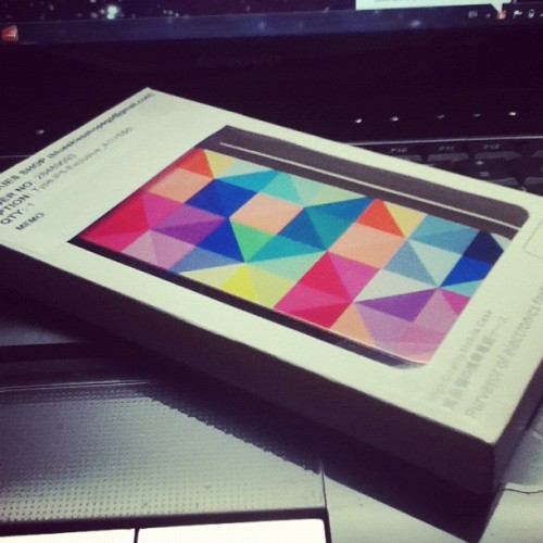 I got a cover before getting the phone. 😁 (Taken with Instagram)