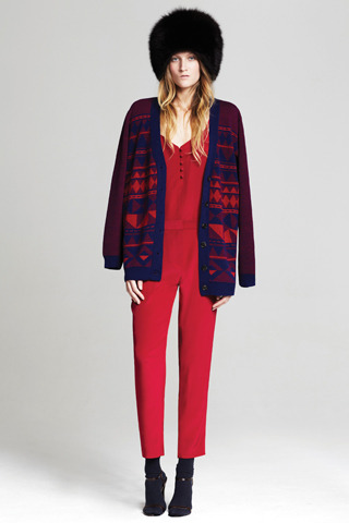 Obsessed with this cardigan! Well, I'm basically obsessed with purple and red together… although the print is pretty amazing also! Too bad it's $800 :( that's no bueno for me.