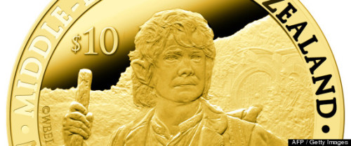 New Zealand releases Lord of the Rings Currency and, yes, it's legal tender! You've got to click through below to see the whole gallery. Gandolf, hobbits, Golem and more on silver, bronze and gold coins. Me wants it… precious…. (via Hobbit Currency To Be Legal Tender In 'Lord Of The Rings'-Obsessed New Zealand (PHOTOS))
