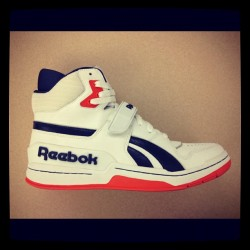 #ThrowbackThursday Reebok Commitment (Taken with Instagram)