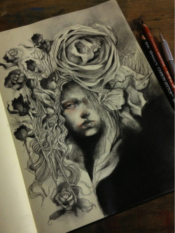 crawwstuff:  Moleskine distractions