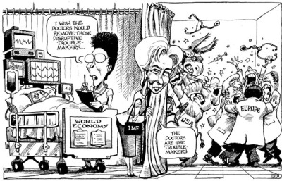 KAL's cartoon: this week, a patient.