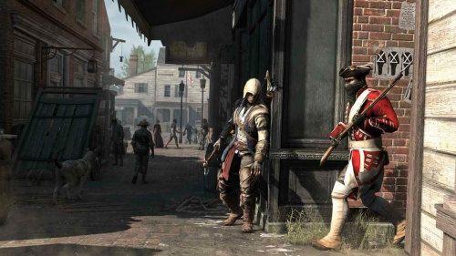 New Assassin's Creed III trailer showcases Connor's deadly weapons!