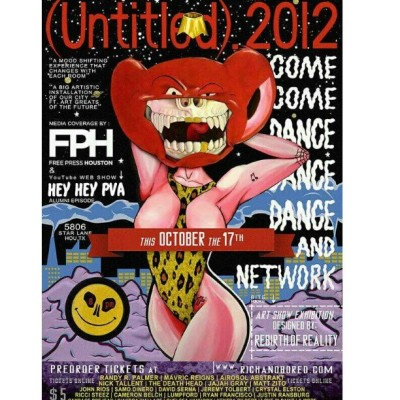 "(Untitled) 2012 Art show, Wed. Oct. 17th from 8pm-12am. 5806 Star Lane…Come check out a night of music, live art, dancing, and more! Lots of cool artists to be featured (including myself :D ) Tickets are 5 at www.richandbored.com/#!/artshow_tickets/ and put my name on ""referred by"" or just let me know. #Art #artshows #Houston# AMP #artmanjay #Untitled2012 (Taken with Instagram)"