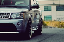 johnny-escobar:  Range Rover Sport by SR Auto