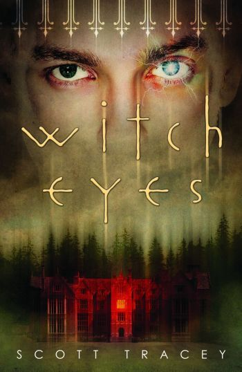 scottryantracey:  Did you hear? For a short time, WITCH EYES is a free ebook giveaway on Amazon and Barnes & Noble! Spread the word, tell a friend! With DEMON EYES just coming out recently, it's the perfect time to jump into the series (or something). Also, it's National Coming Out Day, so come out and support a book about a gay kid with a whole lot of problems? (or something). Braden's witch eyes give him an enormous power. A mere look causes a kaleidoscopic explosion of emotions, memories, darkness, and magic. But this rare gift is also his biggest curse. Compelled to learn about his shadowed past and the family he never knew, Braden is drawn to the city of Belle Dam, where he is soon caught between two feuding witch dynasties.  Sworn rivals Catherine Lansing and Jason Thorpe will use anything—lies, manipulation, illusion, and even murder—to seize control of Braden's powers. To stop an ancient evil from destroying the town, Braden must master his gift, even through the shocking discovery that Jason is his father. While his feelings for an enigmatic boy named Trey grow deeper, Braden realizes a terrible truth: Trey is Catherine Lansing's son … and Braden may be destined to kill him.  OH MY GOSH yay hooray, I've been wanting to read this but I am a grad student and therefore must prioritize cat food (for my cat of course) over books!