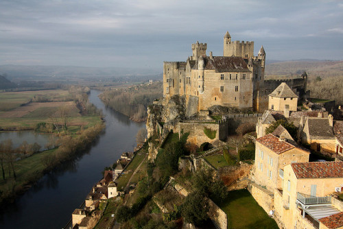 Beynac, Dordogne, Périgord, France by Mr Gourmand on Flickr.