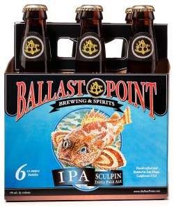 NYC and NJ….heads up, finally Sculpin 12oz six packs heading your way….should be there next week!