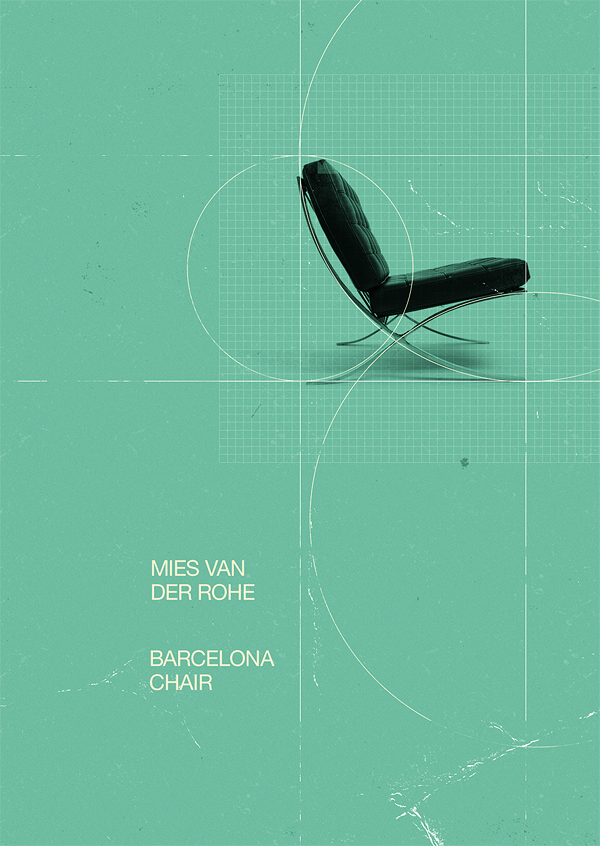 visualgraphic:  Barcelona Chair