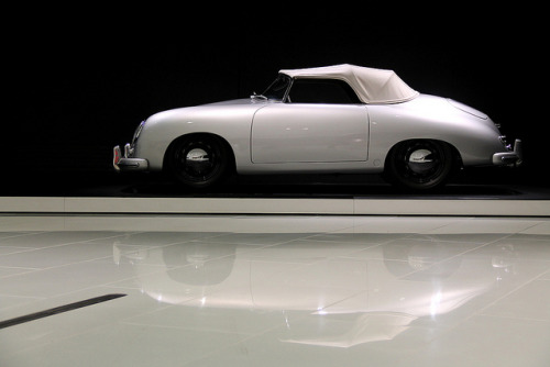 kic-keepitcool:  Porsche 356 speedster prototype. by [BCS] tito on Flickr.