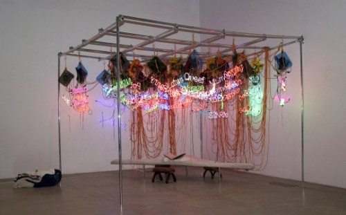 Jason Rhoades, Untitled, 2004. Frank Cohen Collection if you want to see more posts like this, click here…