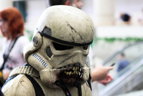 Derp, Star WArs ZOMBIE!