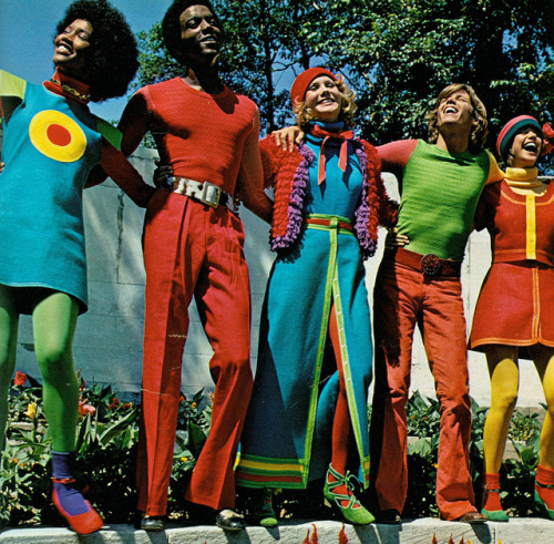 Groovy People, 1971 by MewDeep on Flickr.