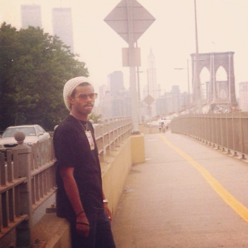 Thinking of Lauryn Hill & Bob Marley circa. Aug. '01. Peep the WTC. #throwbackthursday #tbt  (Taken with Instagram)