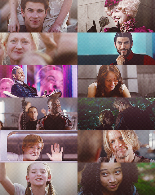 The Hunger Games + Smiles