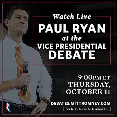 Follow the VP Debate at http://mi.tt/OWPeZp