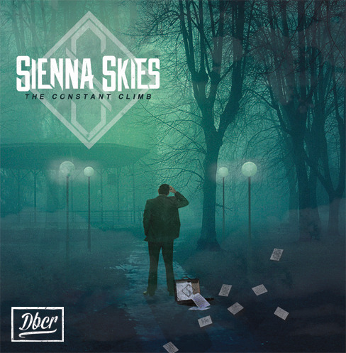 Album artwork for Sienna Skies - Release date November 20th Interested in purchasing a design for your band? Please email me at: croetter.lmtf@gmail.com
