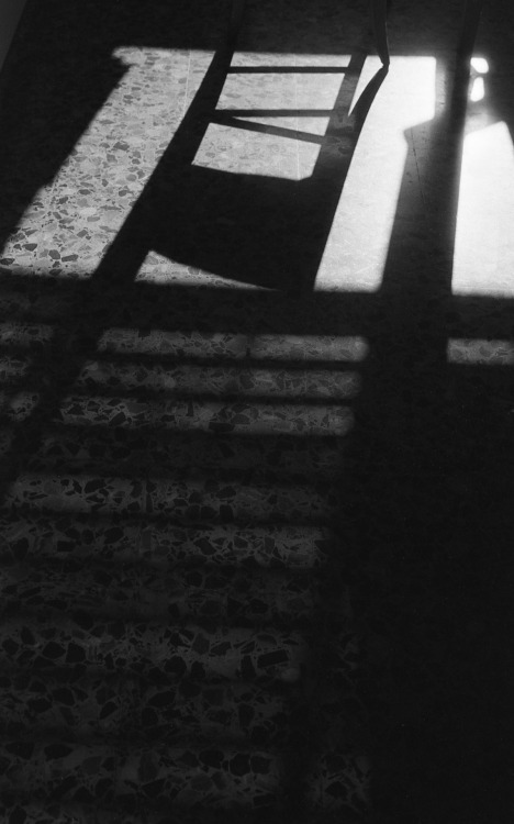 shadows in the kitchen