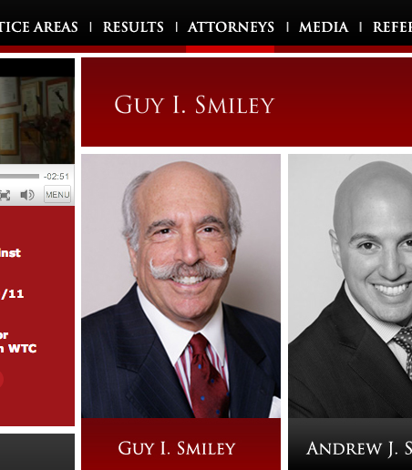 comicbookalex:  There is apparently a lawyer in New York named Guy Smiley. HOW DOES THIS EXIST??