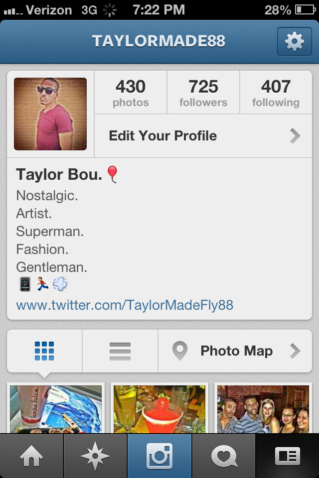 Follow me on #instagram taylormade88