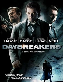 "I am watching Daybreakers                   ""Wasn't the greatest movie, but makes for good eye candy and background noise.  Plus, I do so love Sam Neil. :-p""                                Check-in to               Daybreakers on GetGlue.com"