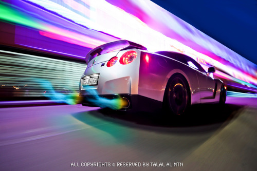automotivated:  crash—test:  G T R (by Talal Al-Mtn)