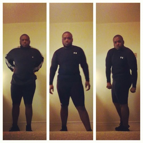 #workout #fitness #health #healthiness #exercise #beachbody #underarmor #iputtheforkdown  (Taken with Instagram)