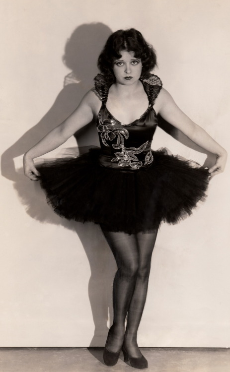 clarabowarchive:  Princess Tutu ☆ Clara Bow ☆ Dangerous Curves (1929) ☆