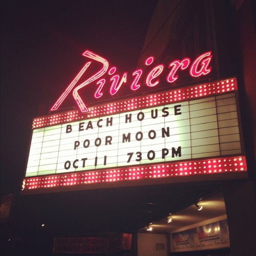 Taken with Instagram at Riviera Theatre