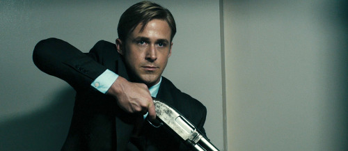 He's back! Ryan Gosling as LAPD Sgt. Wooters in the badass brand new trailer for Ruben Fleischer's Gangster Squad. Can't wait to see this.