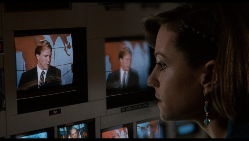 "Broadcast News (#89) I thought this was wonderful. Smart, funny, honest, and incredibly genuine at moments. Best lines: Paul: ""It must be nice to always believe you know better, to always think you're the smartest person in the room.""Jane: ""No. It's awful."" Blair: ""Except for socially, you're my role model."" Seriously, I really liked it. We all know I love William Hurt, so of course I liked seeing him here even if his character wasn't necessarily the most likable person ever. Holly Hunter is terrific, though, and i""ve got to remember to look up more movies with her from the 80s. Great direction and script from James L. Brooks. I'm so pleased that it got all the Oscar noms it did and even if it doesn't have the standard Hollywood ending, I really liked that. It's a movie I'd happily watch again."