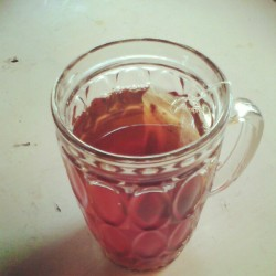 A #cup of #tea from #indonesia (Taken with Instagram)