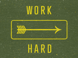 visualgraphic:  Work Hard