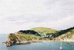 Lulworth Cove (by Matt Knott)
