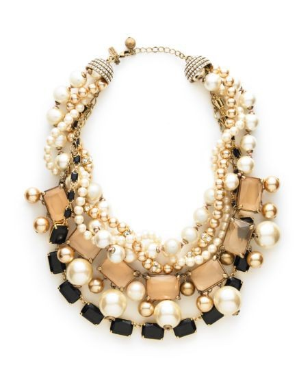 perfectlynavy:  Kate Space Necklace