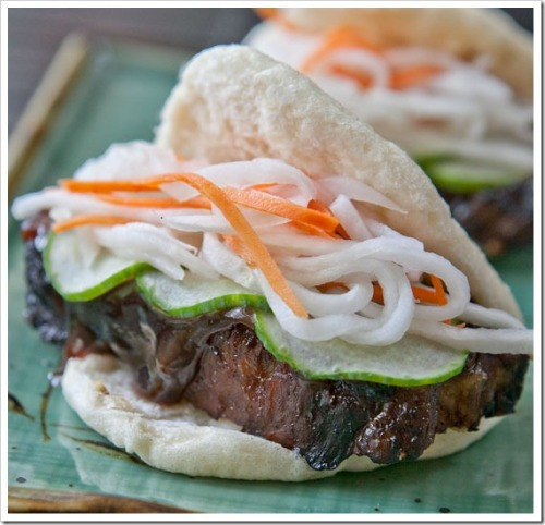 (Steamed Pork Buns)