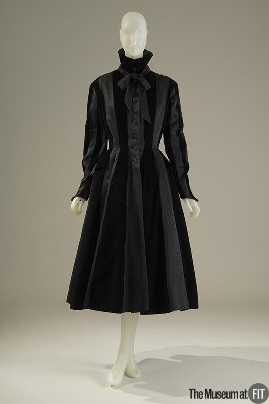 Coat Balmain, 1948 The Museum at FIT