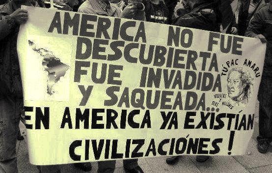 América no fue Descubierta!