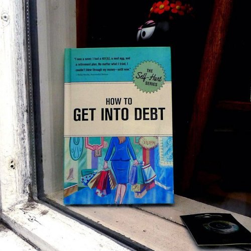 How to Get into Debt Book » Design You Trust – Design Blog and Community