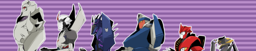 goodbyenorthernlights:  And Dreadwing is left out of the family photograph, as always.