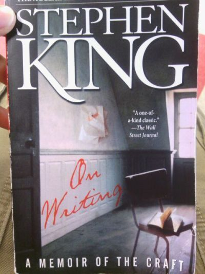 This book is easily in my top 3. Stephen King's journey before and after he sold millions of books (and had several turned into movies) is inspirational. I have a lot of respect for this man's passion and determination. At some point, I'm sure I'll read this book again.