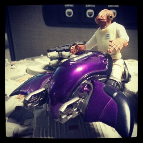 #Ackbar (Taken with Instagram)