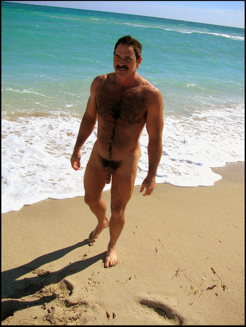Stachemen Hairybearfriend What A Nude Beach With Tom Selleck Must Look