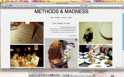 Tumblr post about my new tumblr page for Methods and Madness. Muy, muy meta….