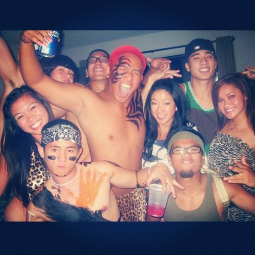 Jungle Party 2010 @mmonbons @harr_less @omaralvarezmustdie @remibeard #tbt #throwbackthursday (Taken with Instagram)