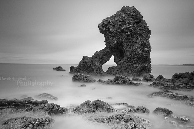 Ten Stop Shot Rock by Dave Brightwell on Flickr.